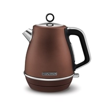 Morphy Richards Evoke Jug Kettle Bronze