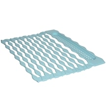 SiliconeZone KARIM Sink Drying Roll Blue