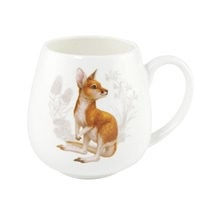 Ashdene Little Aussie Friends Kangaroo Hug Mug