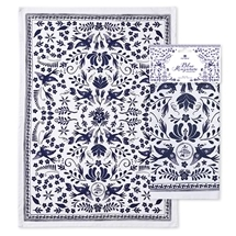 Ashdene Blue Mazarine Kitchen Towel