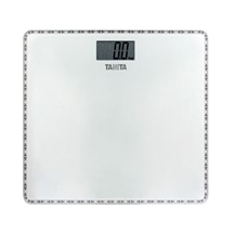 Tanita HD-380 150kg Digital Bathroom Scale Pearl White