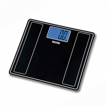 Tanita HD-382 150kg Digital Glass Bathroom Scale Black