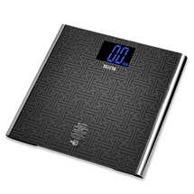 Tanita HD-387 200kg Digital Bathroom Scale Black