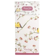 Ashdene Blossom Birds 100% Cotton Kitchen Tea Towel