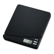 Tanita KD-810 Digital Kitchen Scale Black Glass