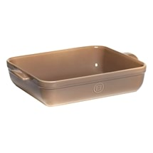 Emile Henry Rectangular Baking Dish 42.5 x 28cm Oak