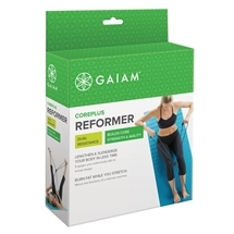 Gaiam Coreplus Pilates Reformer Home Kit
