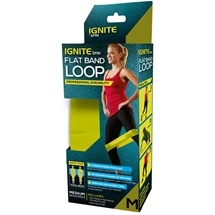 Ignite by SPRI Resistance Flat Band Loop Medium
