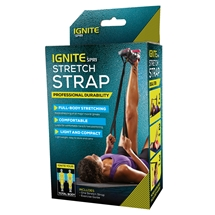 Ignite by SPRI Stretch Strap