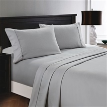 Deluxe Linen Cotton Rich Sateen Sheet Set 1200 TC