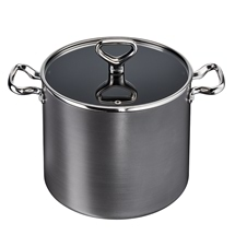 Tefal Reserve Collection Hard Anodised Stockpot 24cm