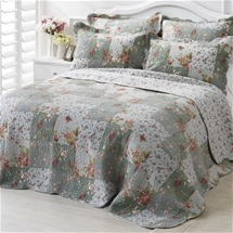 Flower Garden Patchwork Bedding