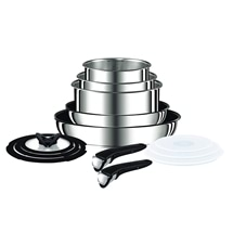Tefal Ingenio 10-Piece Stackable Non-stick Cookware Set