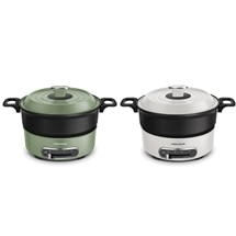 Morphy Richards Round Multi Function Cooking Pot