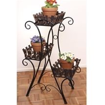 Metal 3-tier Planter