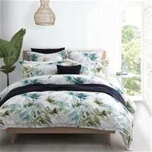 Private Collection Oregon Pine Quilt Cover Set QUEEN