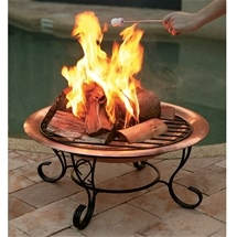 Patio Outdoor Fireplace Fire Pit