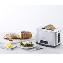 Sunbeam Maestro 2 Slice Toaster Stainless Steel