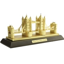 3D London Tower Bridge Puzzle