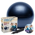 Living Arts Stability Ball Kit 65cm with air pump_05-58953_0