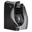 Vornado AC300 Whole Room Air Purifier with True HEPA Filter Black_730300_2