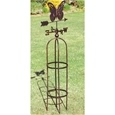 Bronze Colour Weathervane Garden Decoration_WVNE_0
