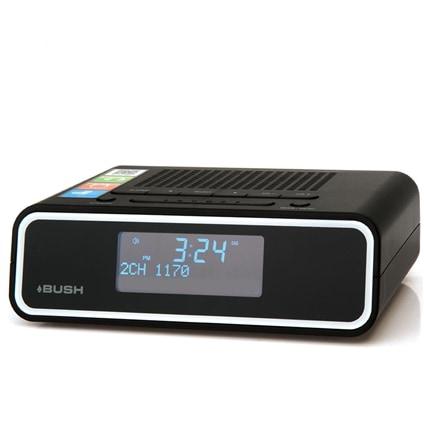 bush digital radio alarm clock digital radio alarm clock bush australia bush horizon dab. Black Bedroom Furniture Sets. Home Design Ideas
