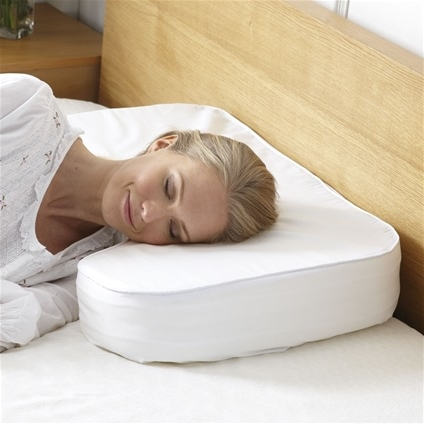 Side Sleeper's Adjustable Pillow - Clearance Outlet
